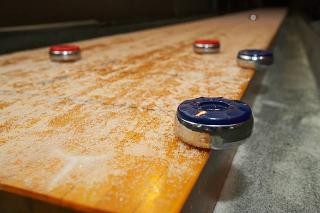SOLO® Shuffleboard Movers Mansfield, Ohio.